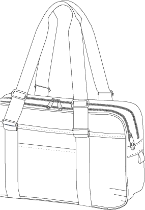 スクールバッグ